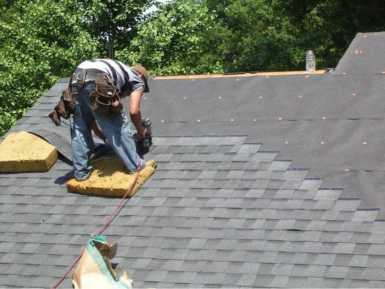 Corpus Christi Roofing Pros Roofing Specialist at Work