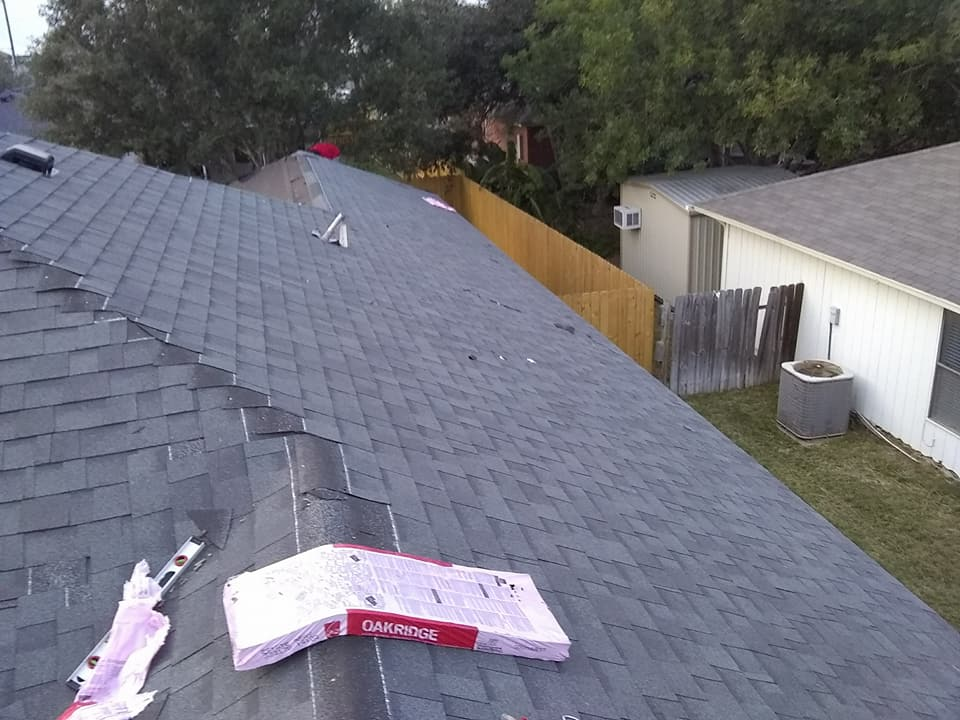 Loose Shingle Replacement Services TX